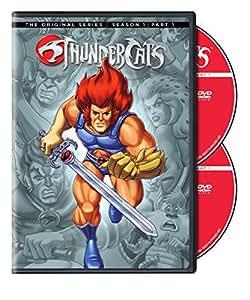 Thundercats: Season 1 Part 1 [DVD] [Import]