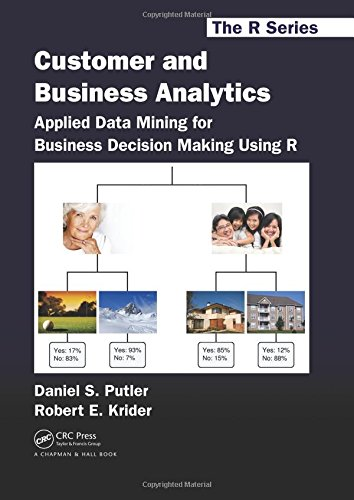 Download Customer and Business Analytics (Chapman & Hall/CRC The R Series) 1466503963