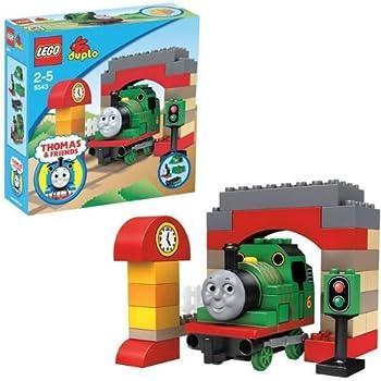 レゴ (LEGO) デュプロ きかんしゃパーシーと車庫 5543