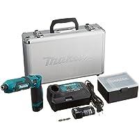 マキタ(Makita)  充電式ペンインパクトドライバ 青 バッテリー×2・充電器付 TD022DSHX