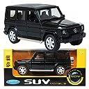 WELLY 1:32 Mercedes-Benz G-Class / Black / 子供/おもちゃ/ DIE-CAST おもちゃ 並行輸入品