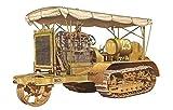 ローデン 1/35 第一次世界大戦 アメリカ ホルト75型 砲兵牽引トラクター プラモデル 035T812