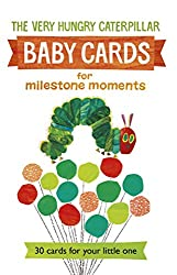 Very Hungry Caterpillar Baby Cards for Milestone Moments