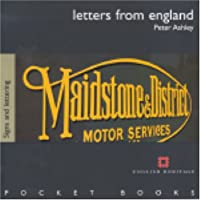 Letters from England: Traditional Lettering (English Heritage Pocket Books)
