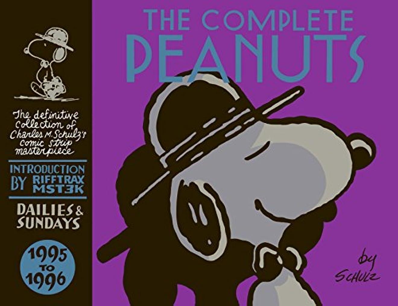 非効率的な精緻化高度The Complete Peanuts Vol. 23: 1995-1996 (English Edition)