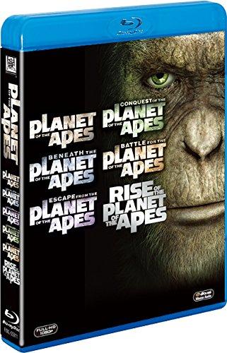 猿の惑星 ブルーレイBOX (FOX HERO COLLECTION) (6枚組)(初回生産限定)  [Blu-ray]