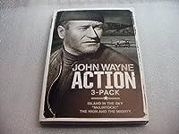 John Wayne Action 3-Pack [並行輸入品]