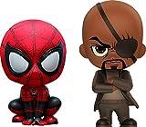 【コスベイビー】『スパイダーマン:ファー・フロム・ホーム』[サイズS]スパイダーマン&ニック・フューリー(2体セット)