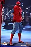 【ムービー・マスターピース】 『スパイダーマン:ホームカミング』 1/6スケールフィギュア スパイダーマン(ホームメイド・スーツ版)