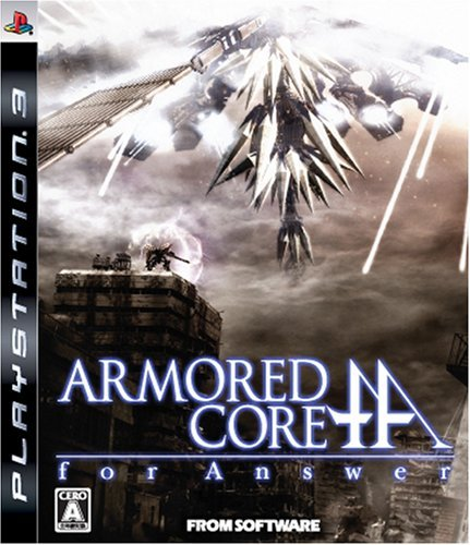 Armored Core: For Answer [Japan Import] [並行輸入品]