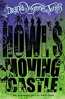 Howl's Moving Castle by [Jones, Diana Wynne]