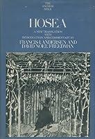 Hosea (Anchor Bible)
