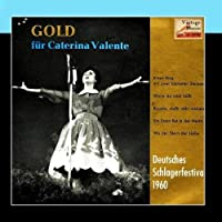 Vintage Vocal Jazz / Swing No. 135 - EP: Deutsches Schlagerfestival by Caterina Valente