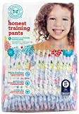 Honest Disposable Training Pants, Chambray Floral (Size 4T/5T for 38+ lbs) by The Honest Company