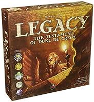 Legacy Testament of Duke De Crecy Board Game