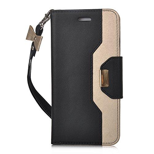 iPhone8/iphone7 ケース カバー 財布一体型 ...