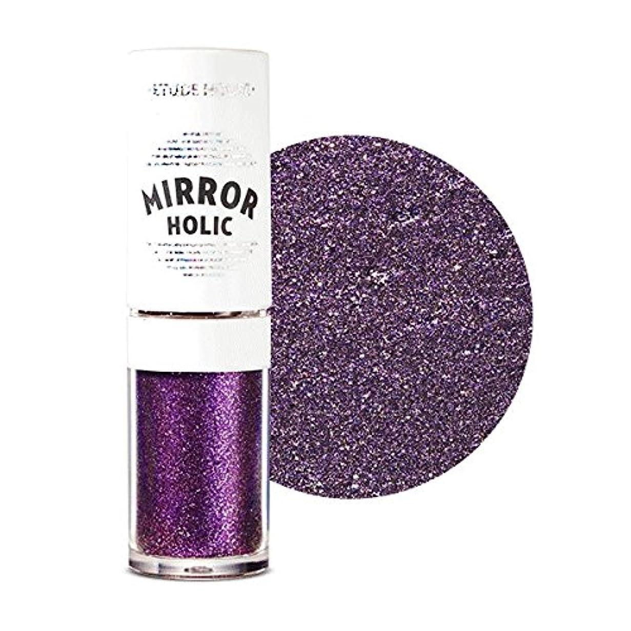 潜水艦ファセットやめるETUDE HOUSE Mirror Holic Liquid Eyes / エチュードハウス ミラーホリックリキッドアイズ ミラーホリックリキッドアイズ (PP501) [並行輸入品]