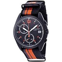 [ハミルトン]HAMILTON 腕時計 Khaki Pilot Pioneer Chrono(カーキ パイロット パイオニア クロノ) H76582933 メンズ 【正規輸入品】