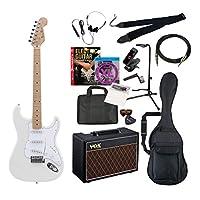 PhotoGenic エレキギター Pathfinder10 アンプセット ストラトキャスタータイプ ST-180M/WH ホワイト