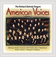 American Voices Vol. 3
