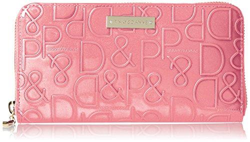 [ピンキーアンドダイアン] 長財布 【ドルチェ】 エナメル ロゴ型押し PDLW7GT4