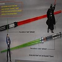 Electronic Lightsabers (Collector's Set): Luke Skywalker & Darth Vader [並行輸入品]