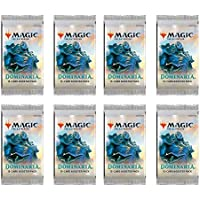 Magic The Gathering DominariaブースターパックTradingカードゲーム–8ブースターパック