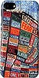 ★液晶保護フィルム付き★ Radiohead iPhone7 / iPhone8 4.7inch ハードケース/レディオヘッド [並行輸入品]