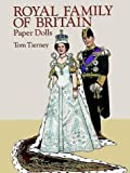 Royal Family of Britain Paper Dolls
