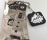 AAA Party 会員限定銀テープホルダー【レア シークレット 黒】