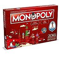 FIFAワールドカップロシア2018Monopoly