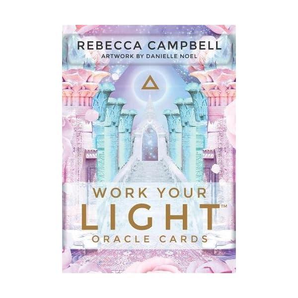 Work Your Light Oracle C...の商品画像