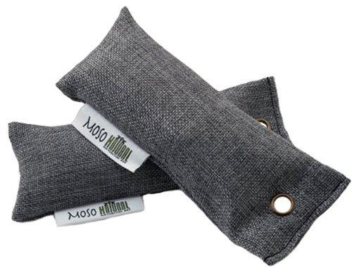 MosoNatural Bag・モソバッグ 50g×2 mini 2年間消臭 梅雨に最適 調湿機能 モソナチュラル 日本食品分析セン...