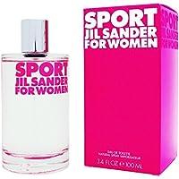 Jil Sander (ジルサンダー) Sport for Women EDT 女性のためのオードトワレ [海外直送品] [並行輸入品]