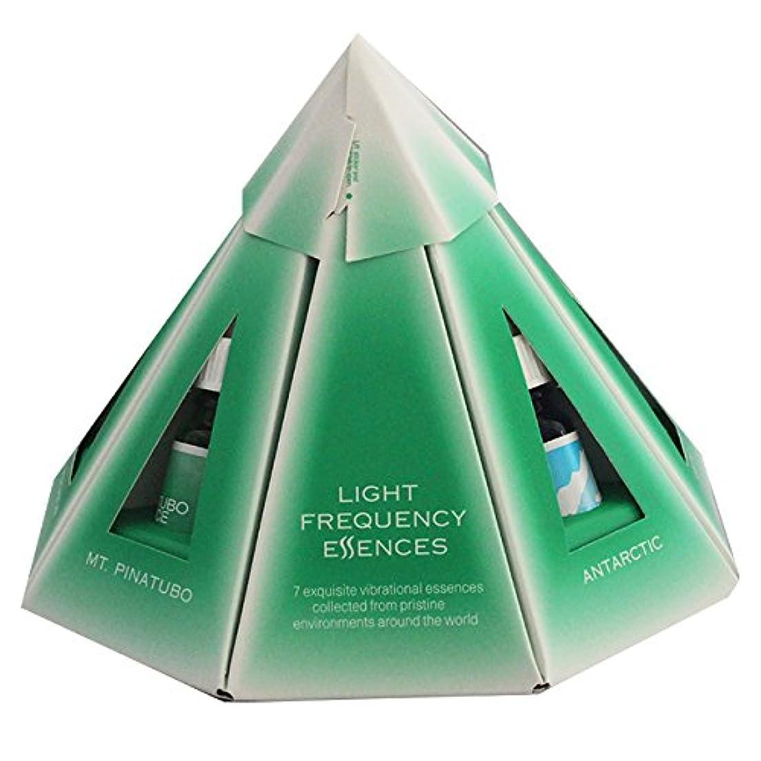 見出し好色なリマオーストラリアンブッシュ/ライトフリークエンシー[ライトフリークエンシ―?ピラミッドパック(全7本セット)]