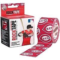 RockTapeキネシオロジーテープ、防水、選手の削減Pain and Injuryリカバリ