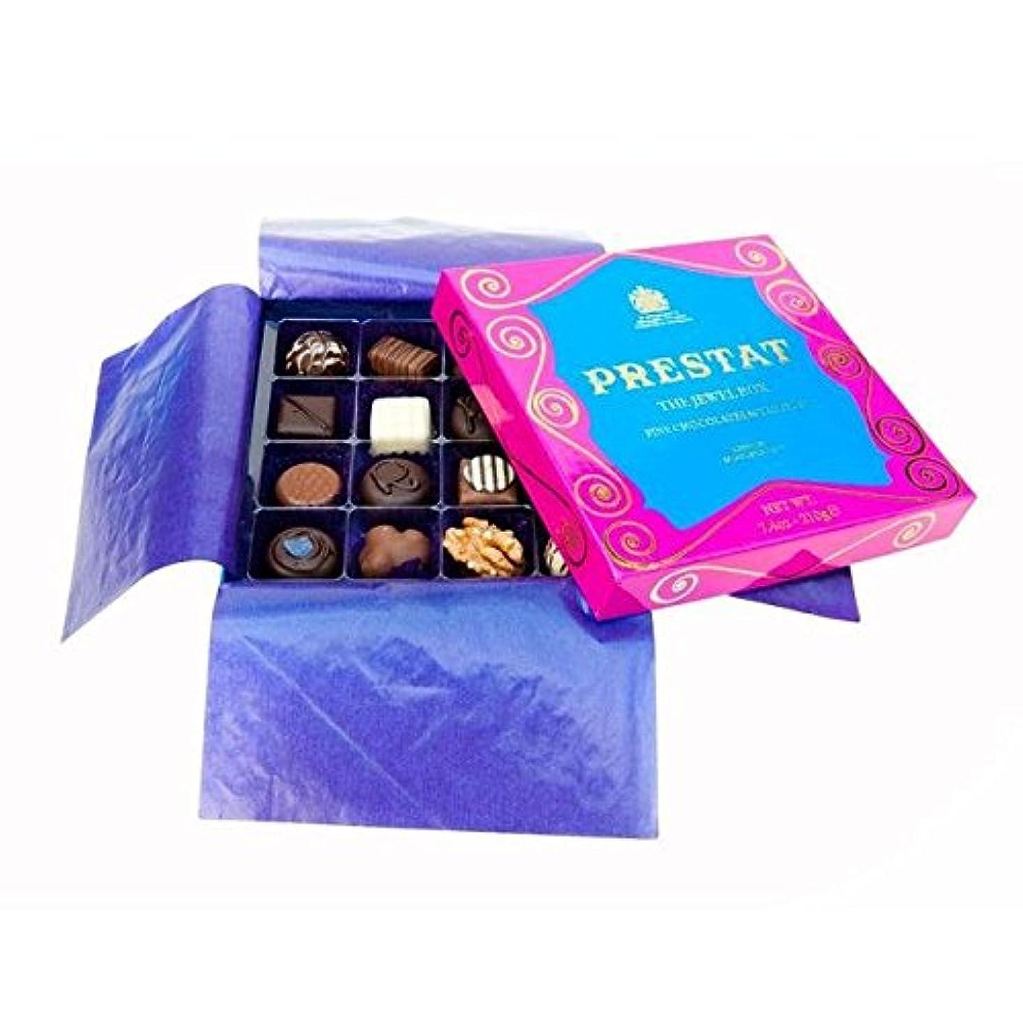 バラエティ球状真実にPrestatチョコレート&トリュフ品揃えの210グラム - Prestat Chocolates & Truffles Assortment 210g [並行輸入品]