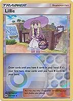 Lillie - 122/149 - Uncommon - Reverse Holo - Pokemon Sun & Moon