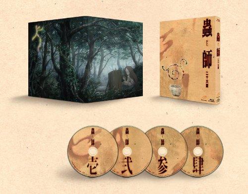 蟲師 二十六譚 Blu-ray BOX スタンダード版の詳細を見る