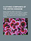 カンゴール Clothing Companies of the United Kingdom: Kangol, Gieves