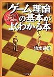 「ゲーム理論」の基本がよくわかる本―ビジネスの実例でやさしく解説 (PHP文庫)