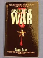 CASULTIES OF WAR