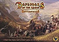 Defenders of The Realm Battlefields Game [並行輸入品]