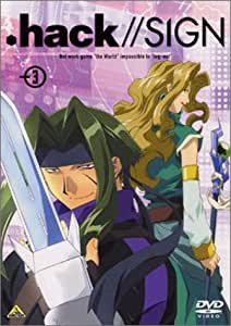 .hack//SIGN Vol.3 [DVD]