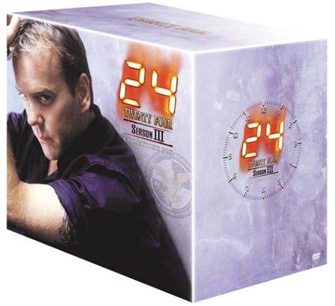 24 -TWENTY FOUR- シーズン3 DVDコレクターズ・ボックス
