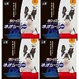コーチョー 【ケース販売】ネオシーツDX超厚型 +カーボン レギュラー 88枚×4個 E483116H