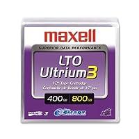 max183900–Maxell LTO Ultrium 3テープカートリッジ
