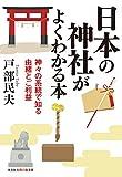 日本の神社がよくわかる本 神々の系統で知る由緒とご利益 (光文社知恵の森文庫) 画像