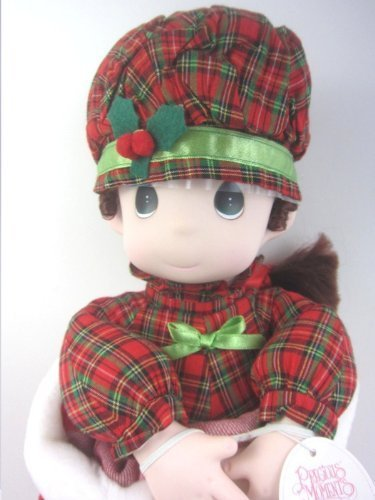 Precious Moments Stocking Doll NOEL QVC 1996 by Precious Moments [並行輸入品]