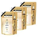 【まとめ買い】 レノア オードリュクス スタイル 柔軟剤 衣類の美容液配合 イノセント 詰め替え 約1.5倍(600mL) ×3個